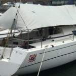 Sunfast yacht delivered with owner