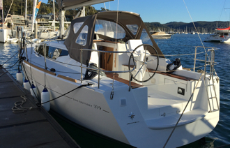 Delivery complete in Pittwater