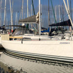 Hanse 355 Yacht delivered